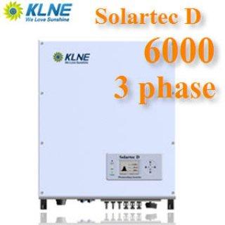 อินเวอร์เตอร์ KLNE รุ่น Solartec D 6000