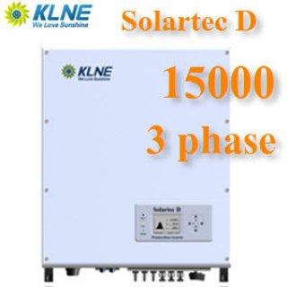 อินเวอร์เตอร์ KLNE รุ่น Solartec D 15000
