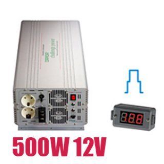 อินเวอร์เตอร์ Modify Sine Wave 500W 12V