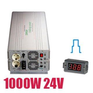 อินเวอร์เตอร์ Modify Sine Wave 1000W 24V