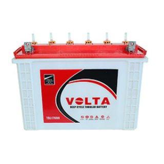 แบตเตอรี่ Volta Tubular TBL 1500