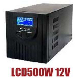 อินเวอร์เตอร์ LCD500W 12V