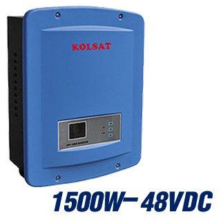 อินเวอร์เตอร์ KOLSAT 1500W 48VDC