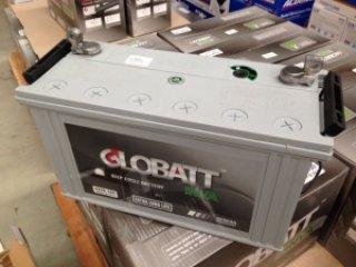 แบตเตอรี่ดีพไซเคิล GLOBATT INVA 200A