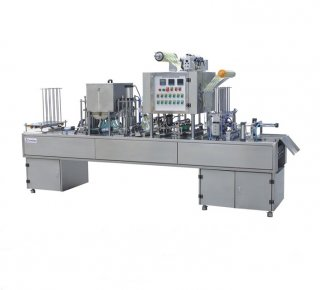 Automatic Cup Fill Seal Machine Model FRG60