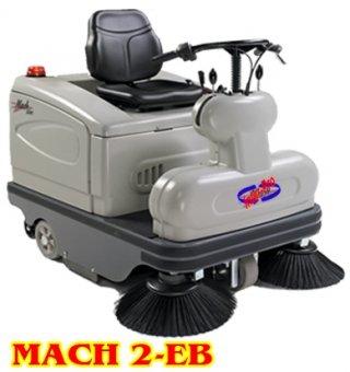 เครื่องกวาดพื้นแบบนั่งขับ รุ่น MACH 2EB