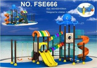 ชุดเครื่องเล่นสำหรับเด็ก รหัส FSE-666