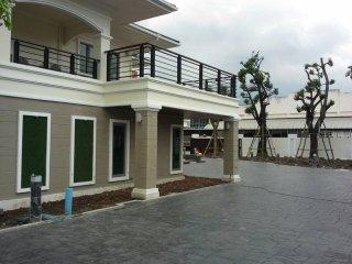 Residence ออกแบบปรับปรุงตัวอาคารบ้าน นวมินทร์ 111