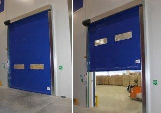 ประตู High Speed Door SECTOR RESET