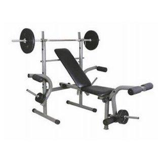เก้าอี้บริหารบาร์เบล Jacky Fitness รุ่น FB-200D