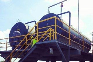 บริการติดตั้งระบบท่อน้ำมันในอุตสาหกรรม