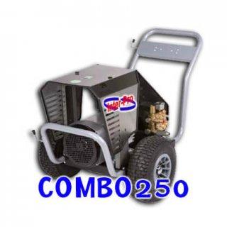 เครื่องฉีดน้ำแรงดันสูงระบบน้ำเย็น รุ่น COMBO 250
