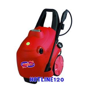 เครื่องฉีดน้ำแรงดันสูงน้ำร้อน-เย็น รุ่น HOTLINE120