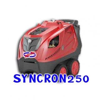 เครื่องฉีดน้ำแรงดันสูงน้ำร้อน เย็น รุ่น SYNCRON250