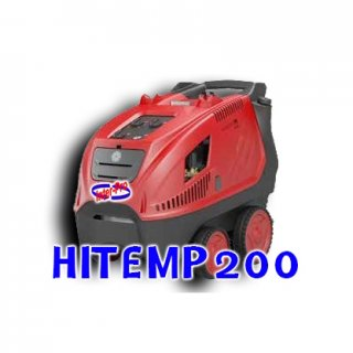 เครื่องฉีดน้ำแรงดันสูง น้ำร้อน-เย็น HITEMP200