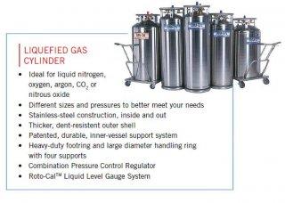 ถังแก๊สเหลวแบบ PLC
