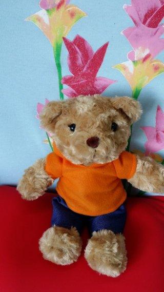 ผลิตตุ๊กตาหมี