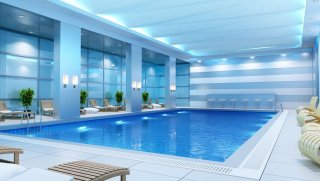 รับทำสระว่ายน้ำคอนโด