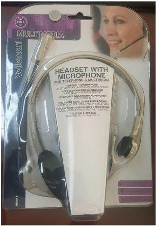ชุดหูฟัง Multimedia รุ่น HSMT1