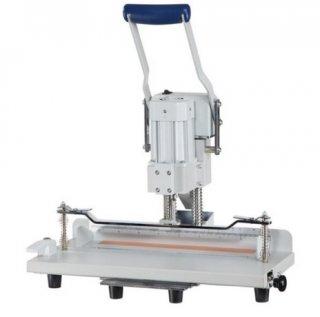 เครื่องเจาะกระดาษไฟฟ้า Leadcorp รุ่น LD 150TW