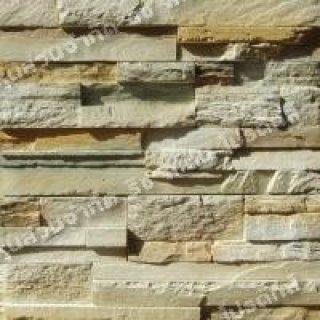 หินเทียมกระแทกหน้าสวน รุ่น Luxury Stone