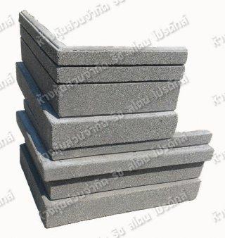 หินเทียม รุ่น Rich Stone เข้ามุม