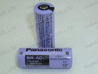 แบตเตอรี่ลิเธียม PANASONIC BR-AG