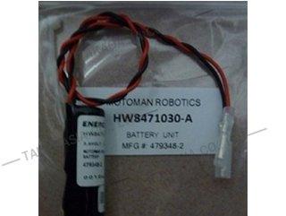 แบตเตอรี่ PLC YASKAWA HW8471030 A