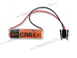 แบตเตอรี่ PLC YASKAWA CR6L CN014S