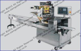 HORIZONTAL PACKAGING MACHINE MODEL SGS 417