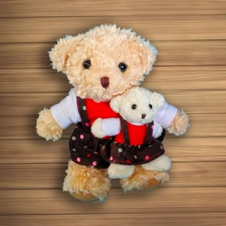 โรงงานผลิตตุ๊กตาหมี