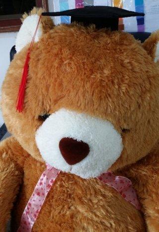 ตุ๊กตาหมีบัณฑิตสั่งผลิต