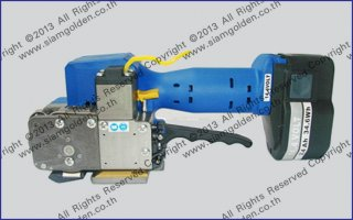 PLASTIC STRAPPING TOOL MODEL SGS 323