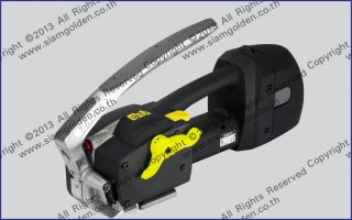 HIGH TENSION PLASTIC STRAPPING TOOL MODEL ZP 22