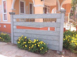รั้วบ้านสำเร็จรูปขอนแก่น