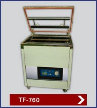 VACUUM PACKAGING MACHINE MODEL TF 760