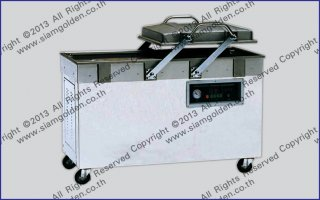 AUTOMATIC VACUUM DOUBLE CHAMBER DZ 400 500 2SB