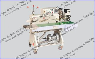 CONTINUOUS BAND SEALERS STANDARD TYPE SGS 20AR