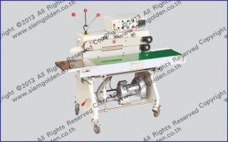 CONTINUOUS BAND SEALERS STANDARD TYPE SGS 20A