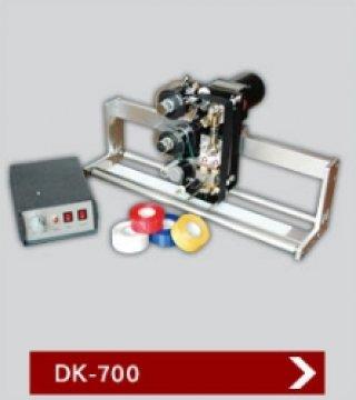 COLORED TAPE HOT PRINTER DK 700(INKJET)