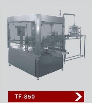 PLASTIC CUP FOAMING FILLING SEALING MACHINE TF 850