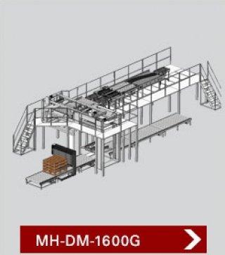 PALLETIZER MODEL MH DM 1600G