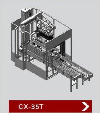 CARTON PACKER MODEL CX 35T