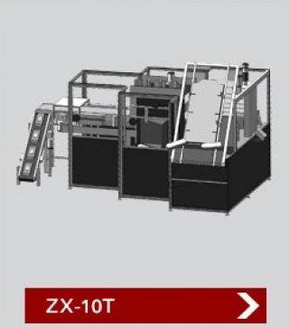 CARTON PACKER MODEL ZX 10T