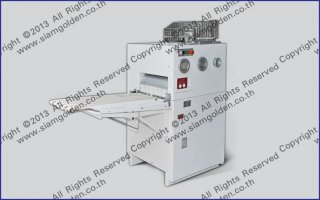THE CONTINUOUS DOUGH DIVIDING AND ROUNDING ZR 668