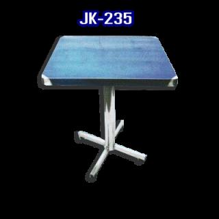 โต๊ะสแตนเลส ทรงสี่เหลี่ยม รหัส JK-235