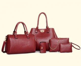 กระเป๋าเซ็ต 5 ใบ TB-026