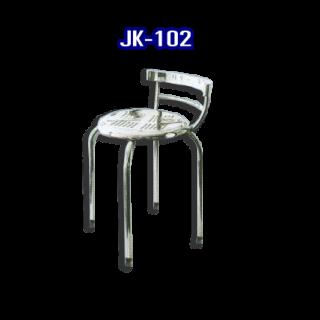 เก้าอี้สแตนเลส รหัส JK-102
