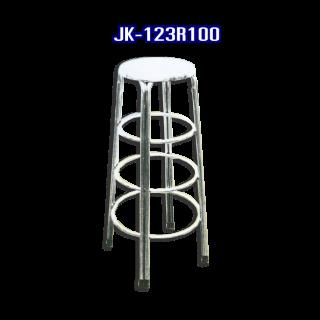 เก้าอี้สแตนเลส รหัส JK-123R100