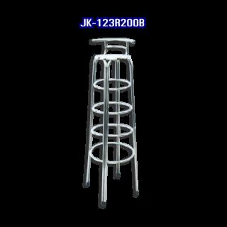 เก้าอี้สแตนเลส รหัส JK-123R200B
